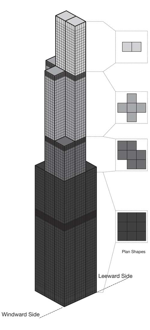 Sears Tower Fazlur Khan Structural Artist Of Urban Building Forms